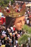 Sinulog Cebu Parade Celebration Royalty Free Stock Image