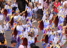 Sinulog Cebu Parade Celebration Royalty Free Stock Image