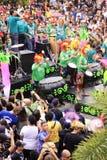 Sinulog Cebu Parade Celebration Royalty Free Stock Images