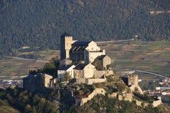 Sion Castle Stock Photos