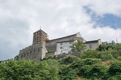 Sion, Valais, Switzerland Stock Images