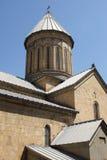 Sioni教会,第比利斯,乔治亚 免版税库存照片