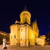 The Sioni Cathedral Royalty Free Stock Photos
