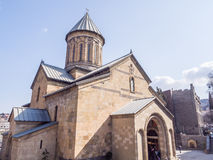 Sioni Cathedral in Tbilis Royalty Free Stock Photography