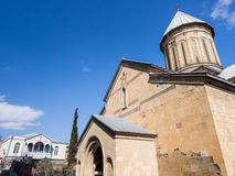 Sioni Cathedral in Tbilisi Royalty Free Stock Photography