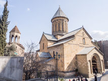 Sioni Cathedral Stock Image