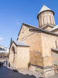 Sioni Cathedral in Tbilisi Royalty Free Stock Photo