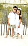 siostra brata Fotografia Stock