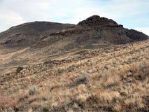 Siostra Osiąga szczyt Oregon Owhyees Obrazy Stock