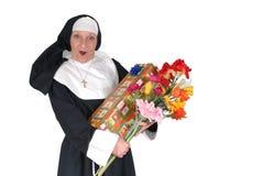 - siostra zakonnicą Zdjęcie Royalty Free