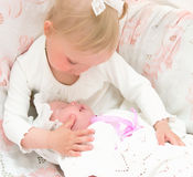 siostry Zdjęcia Royalty Free
