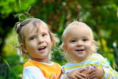 siostry dwa Fotografia Stock