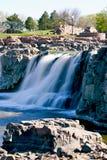 Sioux瀑布 库存照片