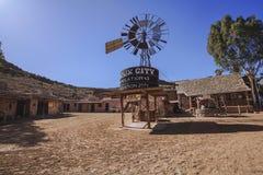 Sioux City, 29/10/2013 di Gran Canaria, ha fissato il film Immagini Stock Libere da Diritti