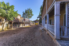 Sioux City, 29/10/2013 di Gran Canaria, ha fissato il film Fotografia Stock