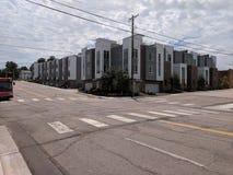 Sioux Falls Apartments fotografia stock