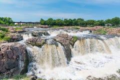 Sioux Falls South Dakota stockfotografie