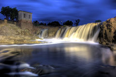 Sioux Falls, South Dakota, HDR Stock Photo