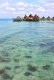 Sipdan Water Village Resort Royalty Free Stock Photo