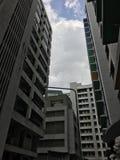 @SiPH del edificio Fotos de archivo