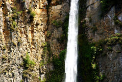 Sipiso-piso waterfalls Royalty Free Stock Photo