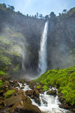 Sipisopiso waterfall in northern Sumatra Stock Images