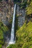 Sipisopiso waterfall, northern Sumatra, Indonesia Royalty Free Stock Photo