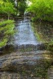 Sippra vattenfall arkivbild