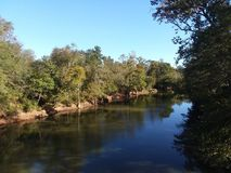 Sipsey rzeka Obraz Stock