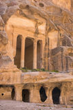 Siq al Barid, Little Petra Stock Photos