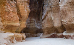 The Siq, Jordan Stock Photography