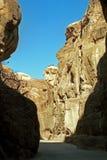 Siq, Petra, Jordan Royalty Free Stock Photos
