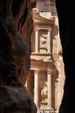 The Siq - Petra, Jordan Royalty Free Stock Image