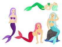 Sirènes Images libres de droits