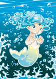 Sirènes de chéri Image stock
