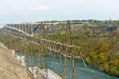 Sir Adam Beck Hydroelectric image stock