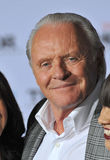 Sir Anthony Hopkins Immagine Stock