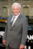 Sir Anthony Hopkins Stock Photography