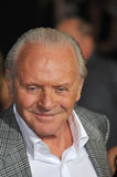 Sir Anthony Hopkins Royalty Free Stock Photo