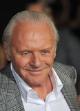 Sir Anthony Hopkins Royalty Free Stock Photography