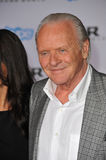 Sir Anthony Hopkins Stock Photo