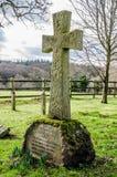 Sir Arthur Conan Doyle Gravestone Stock Fotografie