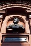 Sir Augustus Harris at Theatre Royal Drury Lane Stock Photos