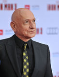 Sir Ben Kingsley Royalty Free Stock Images
