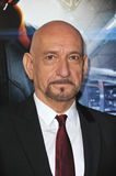 Sir Ben Kingsley. LOS ANGELES, CA - OCTOBER 28, 2013: Sir Ben Kingsley at the Los Angeles premiere of his movie Ender's Game at the TCL Chinese Theatre Stock Images