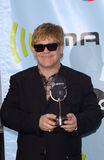 Sir Elton John Stock Photo