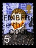 Sir Francis Drake, serie britânico dos exploradores, cerca de 1973 fotografia de stock