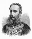 Sir Frederick Aloysius spawka ilustracja wektor