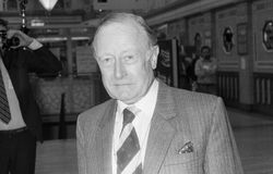 Sir Giles Shaw Royalty Free Stock Image