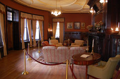 Sir Henry's Study in Casa Loma Castle Royalty Free Stock Photo